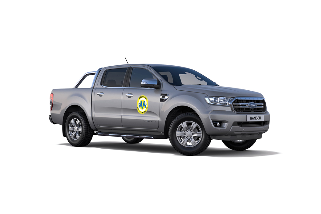 New Ford Ranger 4 x 4 Limited 170BHP Auto (must be over 25 to hire)